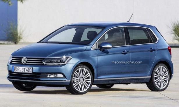Новый VW Polo 2017 1