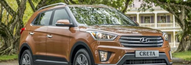 Полностью известны комплектации Hyundai Creta для России