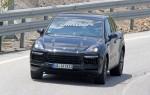 Porsche Cayenne 2018 Фото 01
