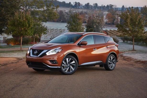 Продажи нового Nissan Murano стартуют в России в сентябре