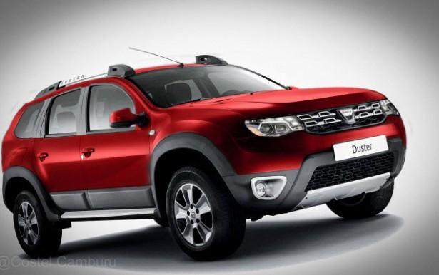 Renault (Dacia) Duster получит семиместную версию в 2018 году