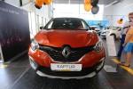 Презентация нового Renault Kaptur и день скидок в Волжском от компании «Арконт»