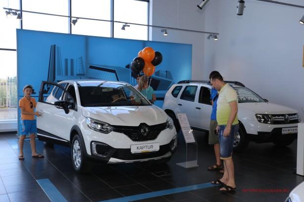 Renault Kaptur Волжский Арконт 2016 46