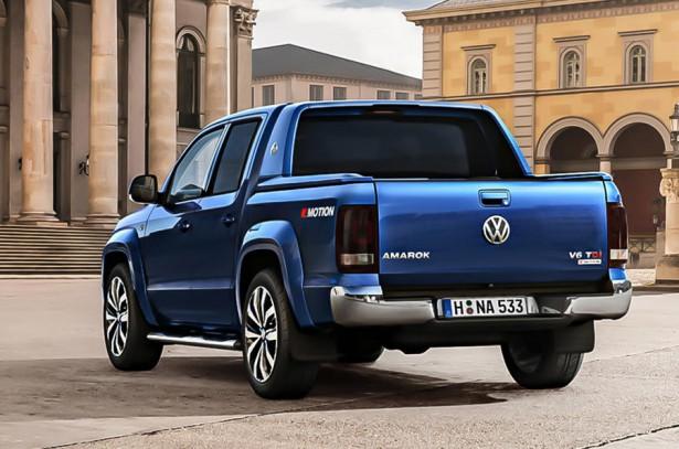 Рестайлинговый VW Amarok ожидается в России уже в сентябре 2