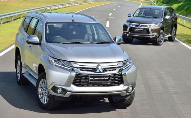 Стартовали российские продажи Mitsubishi Pajero Sport