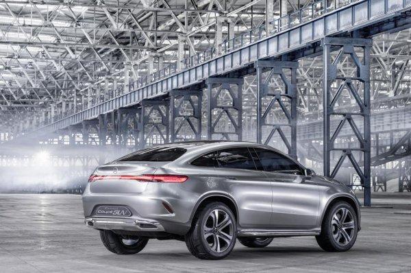 В 2017 году у Mercedes появится новый пикап и GLA-купе