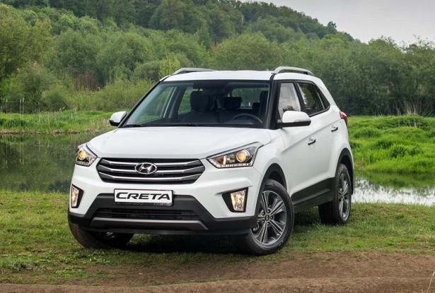 В Hyundai не подтвердили информацию о стоимости кроссовера Creta