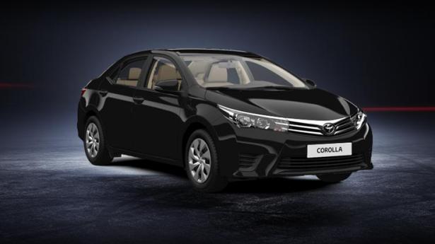 В Toyota озвучили российскую стоимость рестайлингового седана Corolla