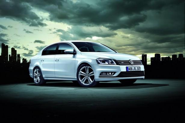 VW Passat R-Line