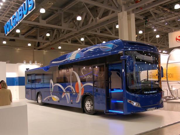Volgabus разрабатывает передовую платформу для автобусов нового покления