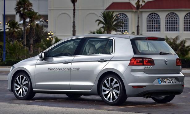 Volkswagen Golf Mk8 Фото 02