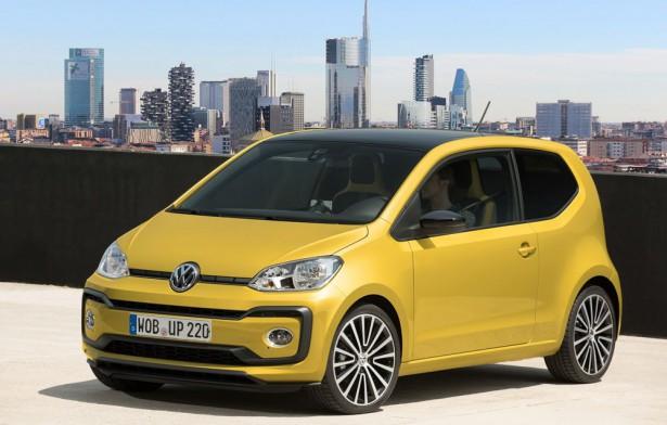 Volkswagen Up 2017 Фото 08