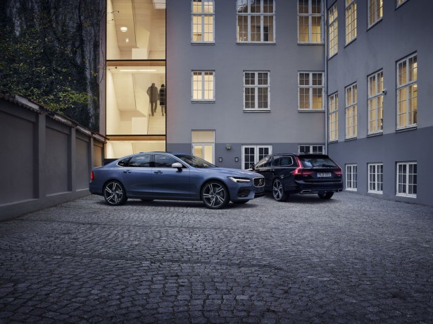 Volvo S90 и V90 R-Design 2017 4