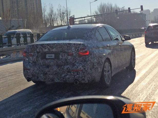 седан BMW 1-Series 2017 Фото 03