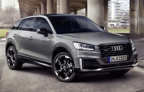 Audi Q2 получил специальную версию Edition #1