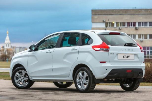 АвтоВАЗ готовит новые модификации Lada Xray