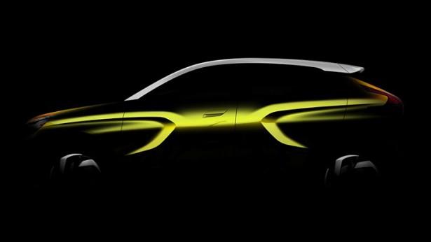 АвтоВАЗ показал официальный тизер нового концепт-кара