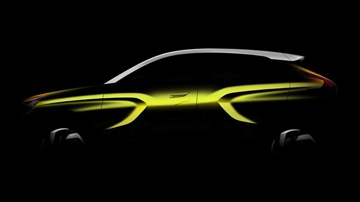 Волжский автомобильный завод обнародовал тизер нового полноприводного кроссовера