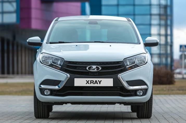 АвтоВАЗ представил новую комплектацию Lada Xray