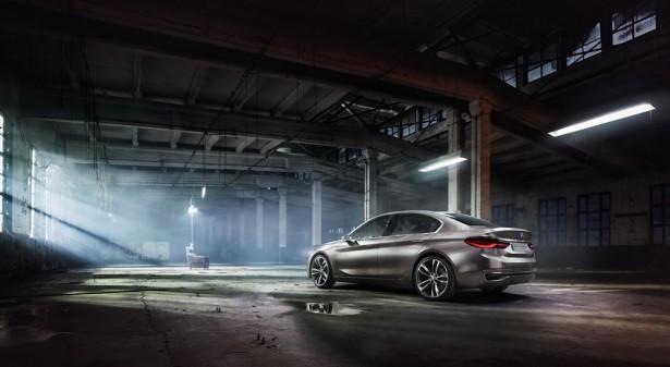 BMW 2-Series Седан 2016 фото 04