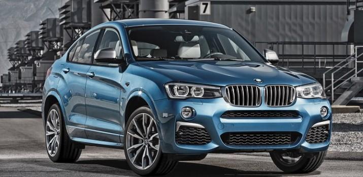 BMW уже готовит следующую генерация кроссовера X4