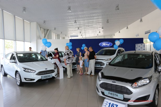 День открытых дверей Ford Арконт Волгоград Фото 1