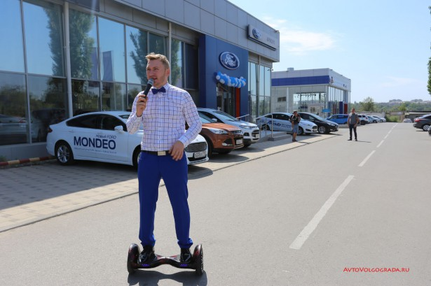 День открытых дверей Ford Арконт Волгоград Фото 3