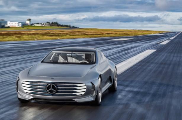 Электрический Mercedes-Benz EQ 2017 фото 04