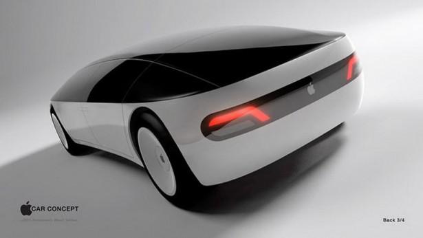Электрический автомобиль Apple 2017 фото 01