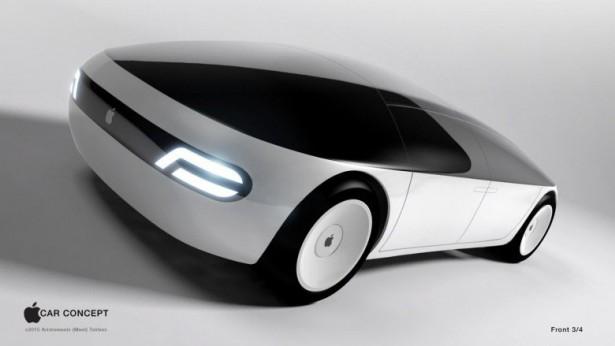Электрический автомобиль Apple 2017 фото 04