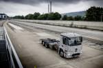 Электрический грузовик Mercedes Urban eTruck Фото 02