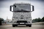 Электрический грузовик Mercedes Urban eTruck Фото 03