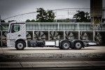 Электрический грузовик Mercedes Urban eTruck Фото 04