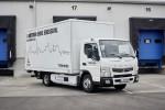 Электрический грузовик Mercedes Urban eTruck Фото 26