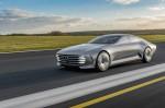 Электрический концепт Mercedes 2016 Фото 02