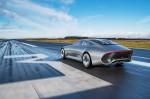 Электрический концепт Mercedes 2016 Фото 06