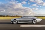 Электрический концепт Mercedes 2016 Фото 07