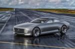 Электрический концепт Mercedes 2016 Фото 08