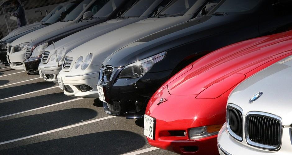 Иномарки занимают практически 60% автопарка РФ