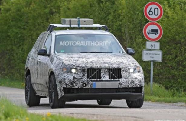 Кроссовер BMW X5 2018 года вышел на открытые испытания