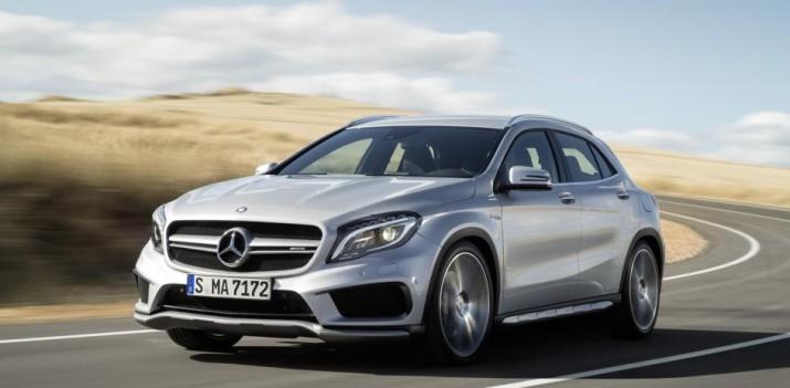 Mercedes-Benz GLA Coupe 2019 первая информация от инсайдеров
