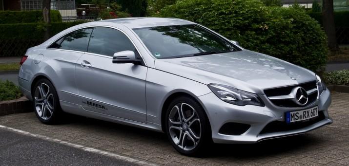 Mercedes сделал доступными для России полноприводные модели E-Class