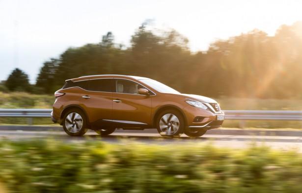 Озвучены цены и комплектации нового Nissan Murano