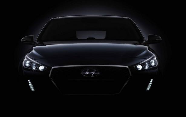Первые официальные изображения Hyundai i30 уже в сети
