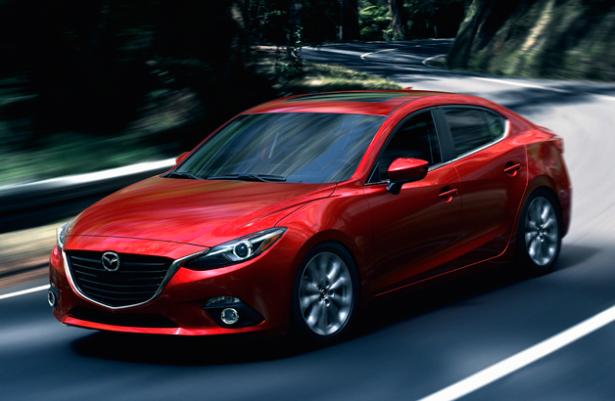 Рестайлинговая Mazda 3 уже доступна российским покупателям