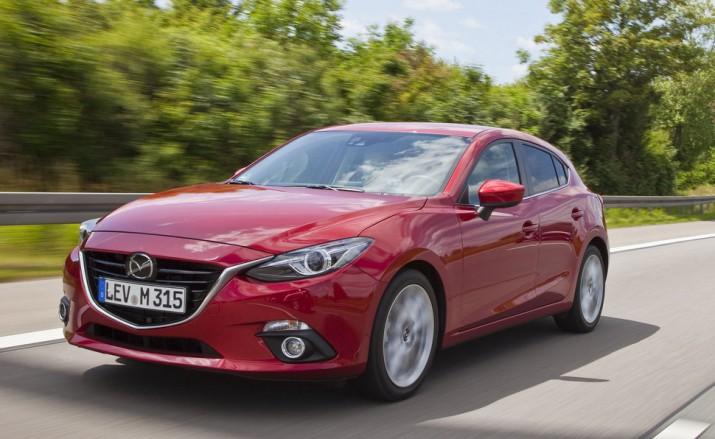 Рестайлинговая Mazda3 получит две комплектации для российского рынка