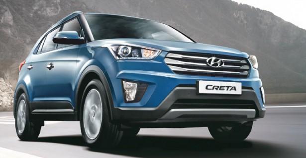 Стартовало российское производство кроссовера Hyundai Creta