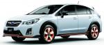 Subaru XV Hybrid tS 2016 Фото 01