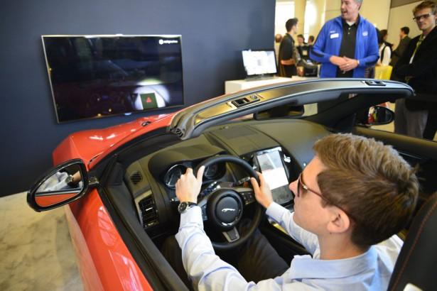 Центр Jaguar Land Rover США Фото 01