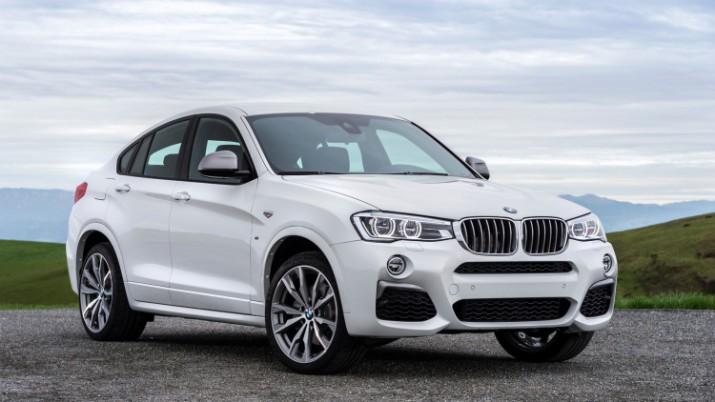 Топовая модификация BMW X4 M40i доступна по предзаказу в России